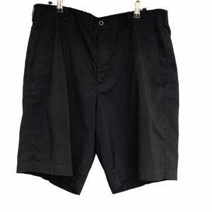 Nike Golf Dri-Fit Black Moisture Wicking Shorts 36